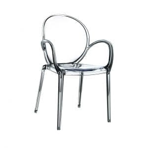 clear chairs for hire